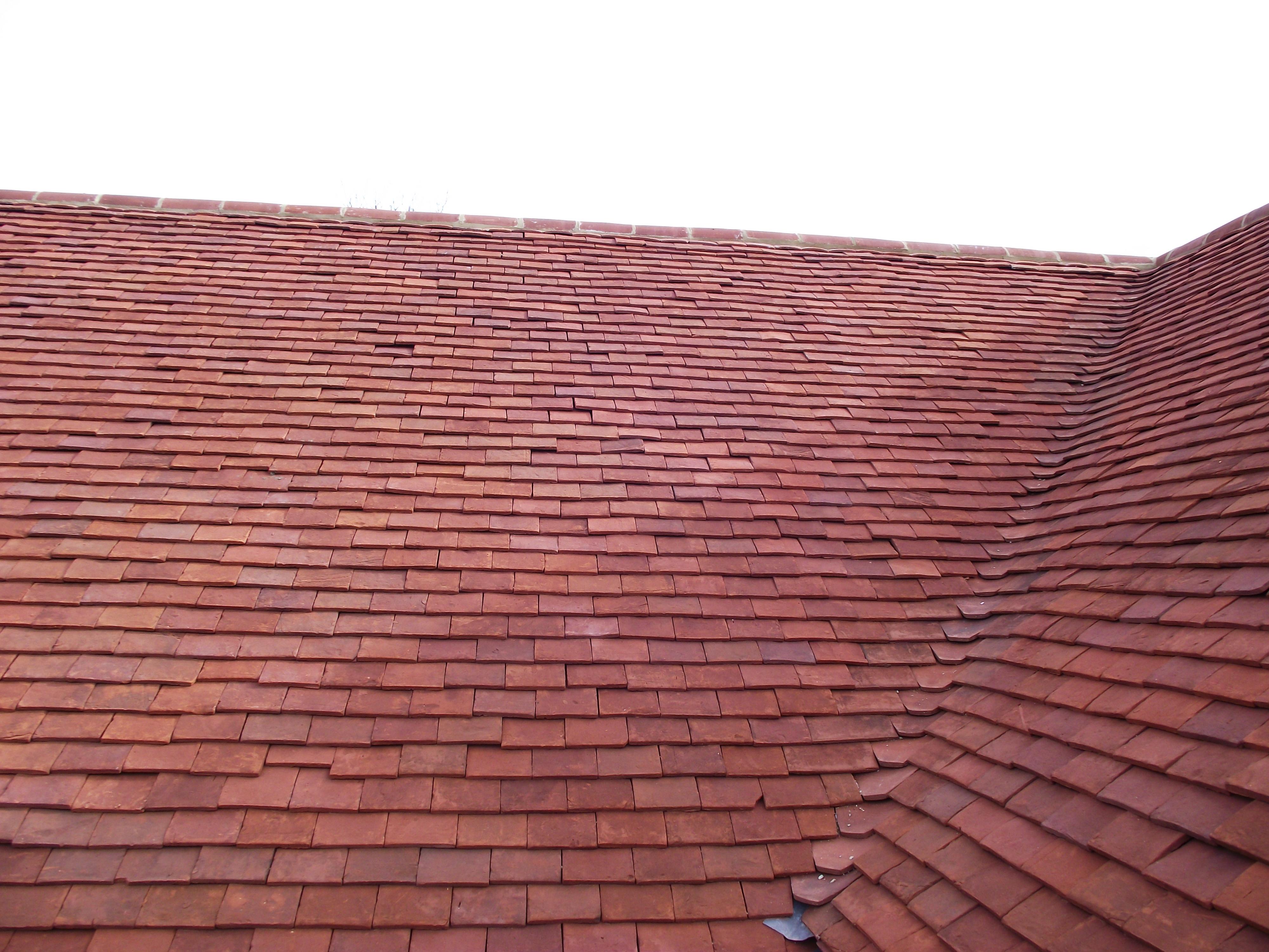 Alderbury Hand Made Clay Roof Tiles